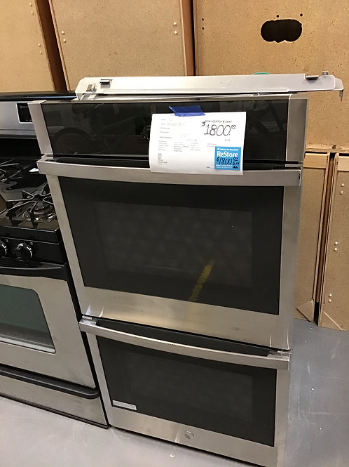 M259 - GE Double Wall Oven