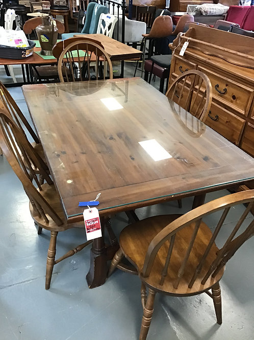 M274 - Table+5 chairs