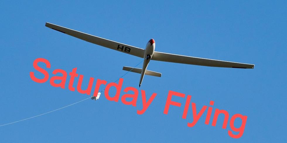 Flying Saturday 28th November 2020