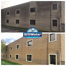 Commercial power washing and pressure washing service in Columbus, Powell, Dublin, Worthington, Westerville, Ohio