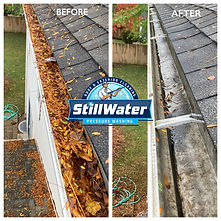 Gutter Cleaning Service in Columbus, Worthington, Dublin and Powell, Ohio