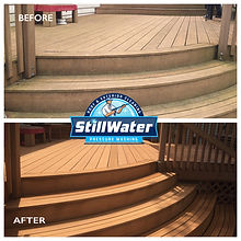 Deck Cleaning Service in Columbus, Worthington, Dublin, Westerville, Hillard, and Powell, Ohio