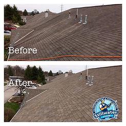 Roof Cleaning Columbus Ohio