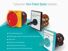Paket Şalter Kullanım Alanları