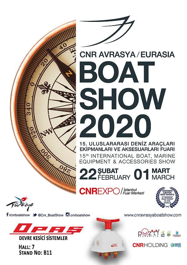 Opas Boat Show 2020