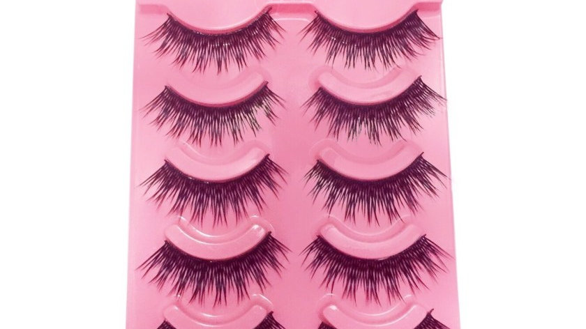 Naturally Glam 5 pack Luxe Lash