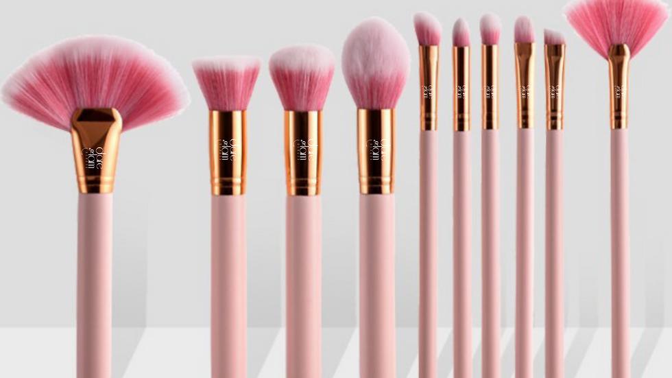 Full Glam Makeup Brushes