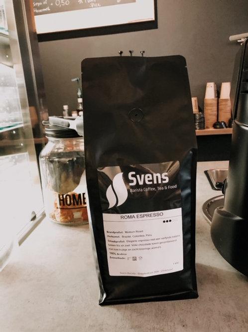 bestel koffie online