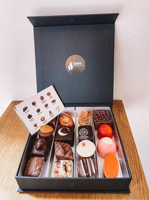 Luxe bonbon box