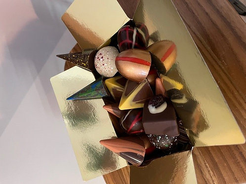 Chocolade Bonbons Groot 25 stuks