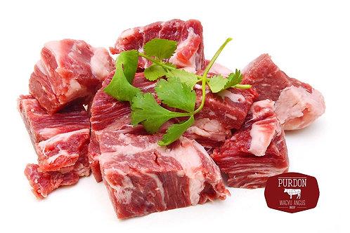 Wagyu stewing beef 1.50kg (R250/kg)