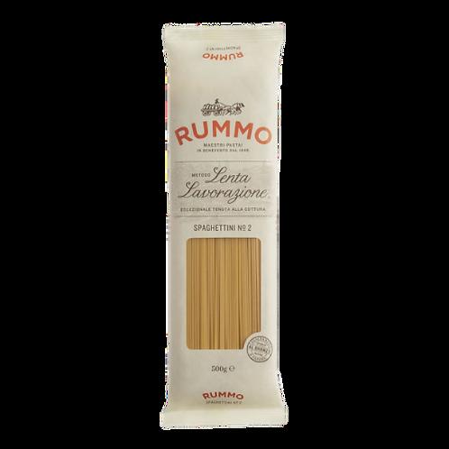 Rummo Spaghettini 2  (500g)