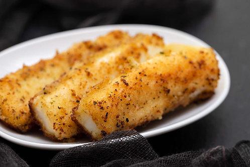 Calamari strips, unbattered 800g (R120/kg)
