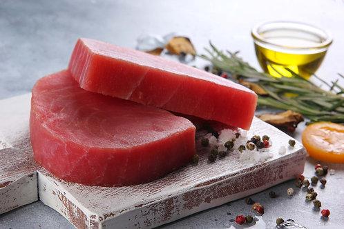 Sashimi Yellowfin Tuna minus 60 loin 2kg (R300/kg)