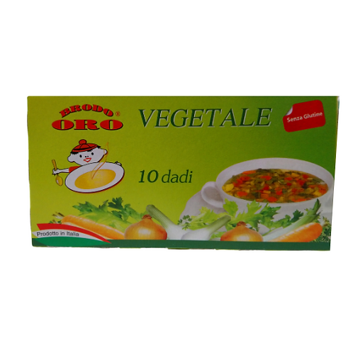 Vegetable Stock Cubes (110g)
