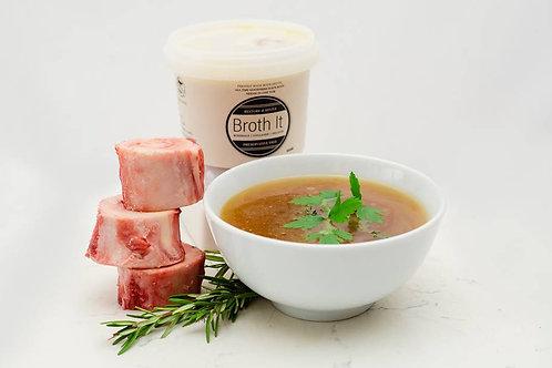 Broth It - Original Flavour Wagyu bone broth - 500ml