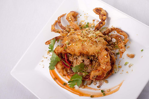 Soft Shell Crab unbattered 80/100g 800g (R390/carton)