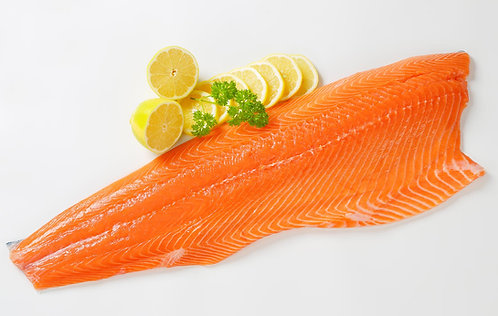 Farmed Trout fillets 1kg (R320/kg)
