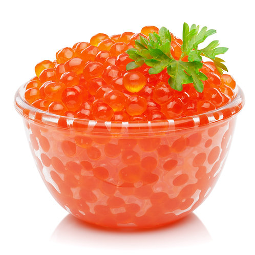 Salmon Trout Caviar 100g (R190/jar)