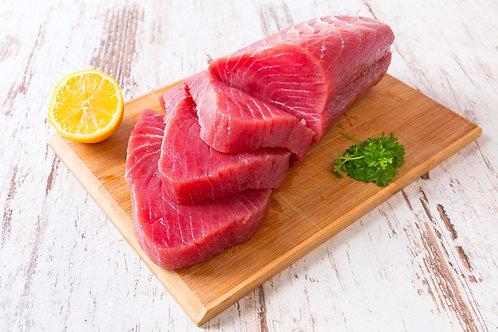 Sashimi Grade Yellowfin Tuna loin 2kg (R285/kg)