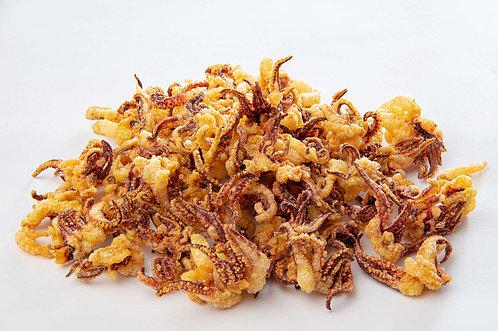 Squid heads, unbattered 1kg (R160/kg)