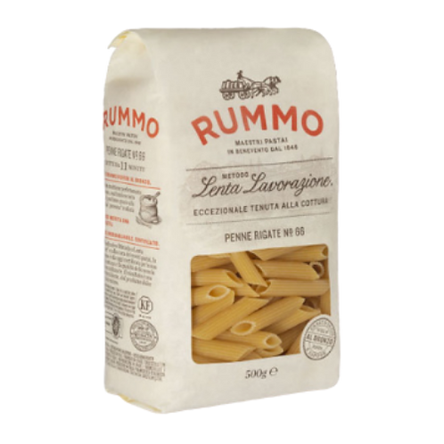 Rummo Penne Rigate 66 Pasta  (500g)
