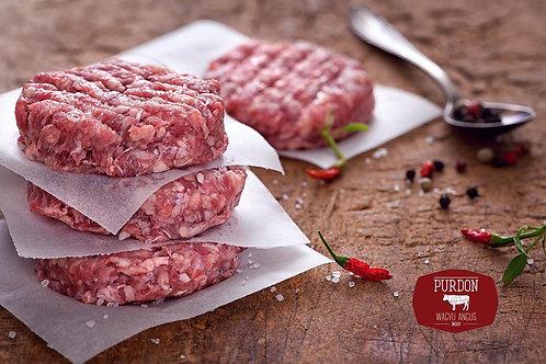 Wagyu burgers 200g (5 units) 1kg (R240/kg)