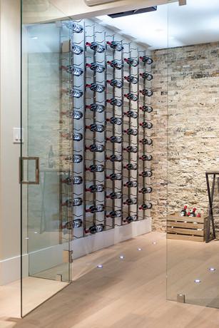 Caspio Glass Wine Cellar