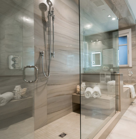 Caspio Glass Master Shower