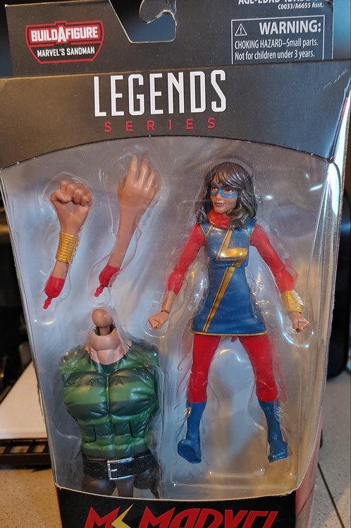 Marvel Legends Ms. Marvel