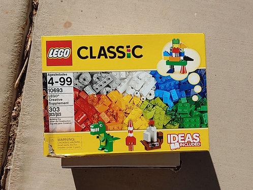 Lego creative supllement box