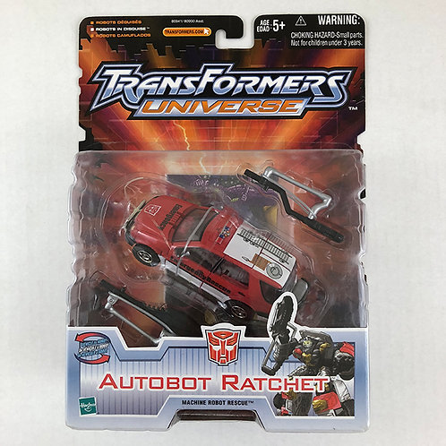 Transformers Universe Robots in Disguise Autobot Ratchet