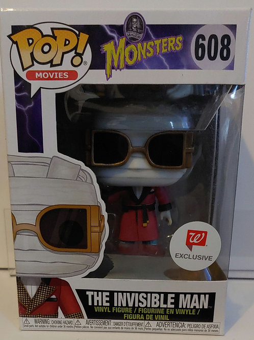 Universal Monsters Invisible Man