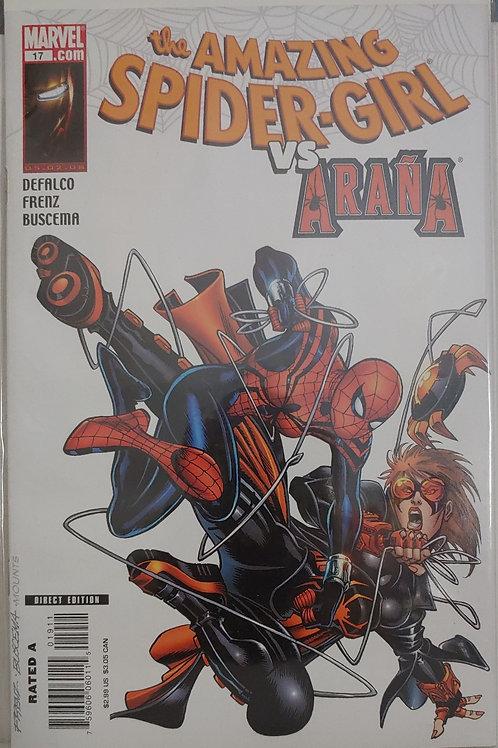 Amazing Spider-girl 17