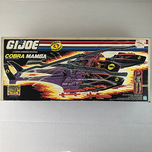 G.I.Joe Cobra Mamba from 1987
