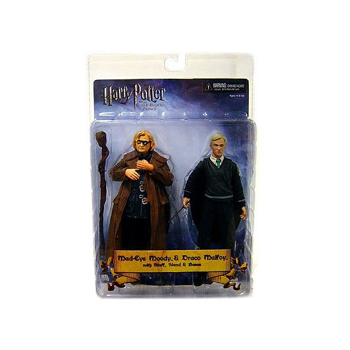 Harry Potter Mad-Eye Moody & Draco Malfoy