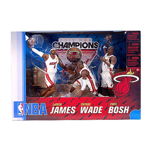 NBA Championship 3 Pack