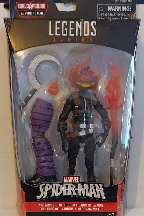 Marvel Legends Jack O'Lantern