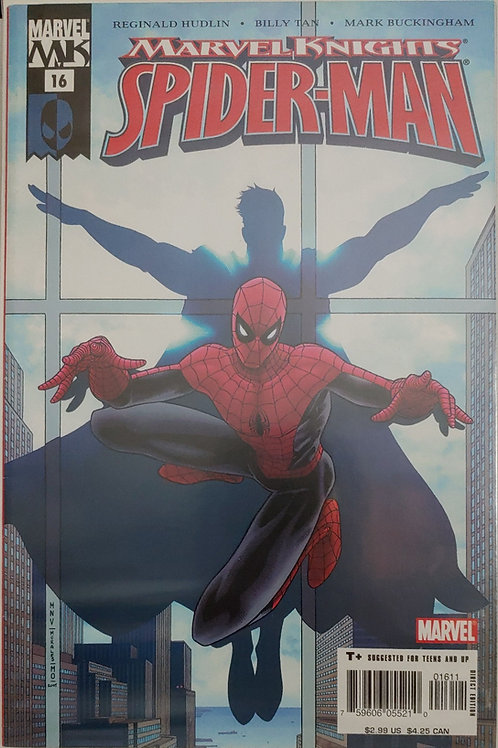 Marvel Knights Spider-man #16