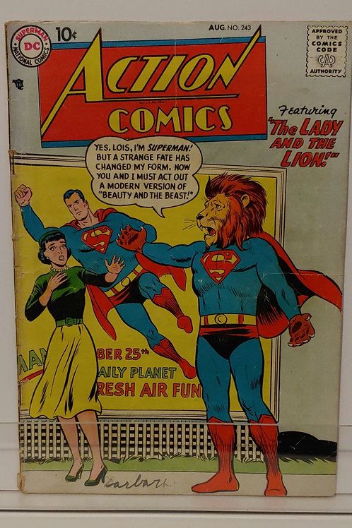 Action Comics #243 (1958)