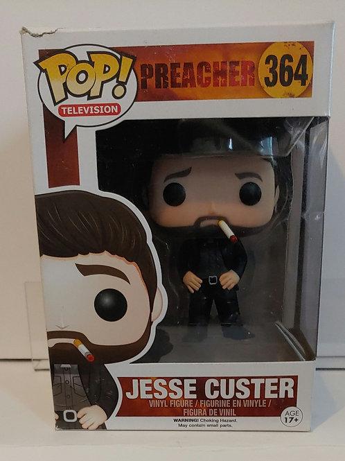 Preacher Jesse Custer--rough box