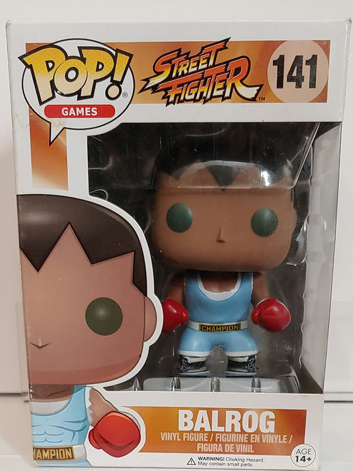 Street Fighter Balrog pop