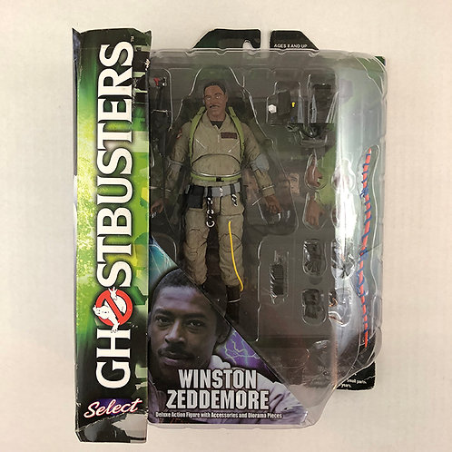 Ghost Busters Select Winston Zeddemore