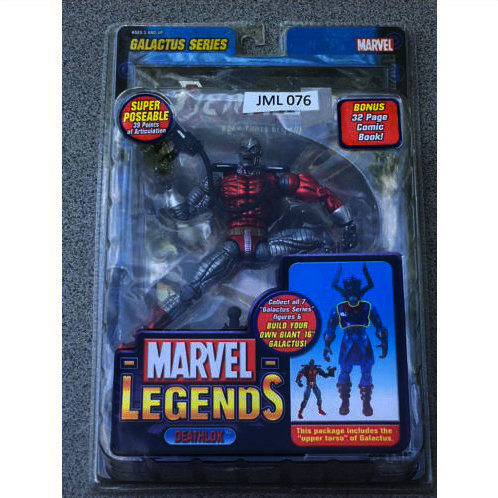 Marvel Legends Deathlok Galactus Series