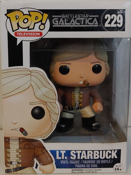 Lt. Starbuck pop-Battlestar Galactica