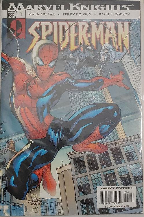Marvel Knights Spider-man #1 (2004)