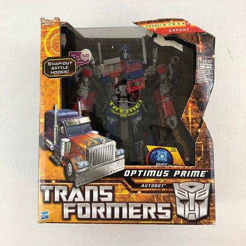 Transformers Optimus Prime Autobot Level 5 Expert