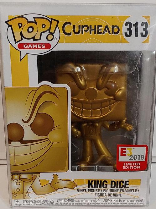 Cuphead King Dice E3 2018 exclusive