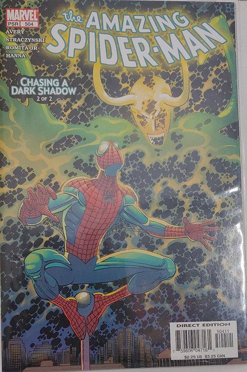 Amazing Spider-man # 504