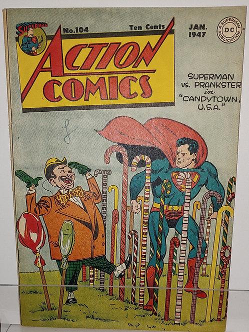 Action Comics #104 (1947)